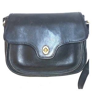 Vintage Coach Messenger Bag Made In NYC #303